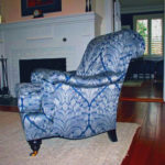 Slipcovers Vs. Upholstery Blog Blue Chair