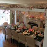 Holidays Tablescape Blog Dining With Trellis
