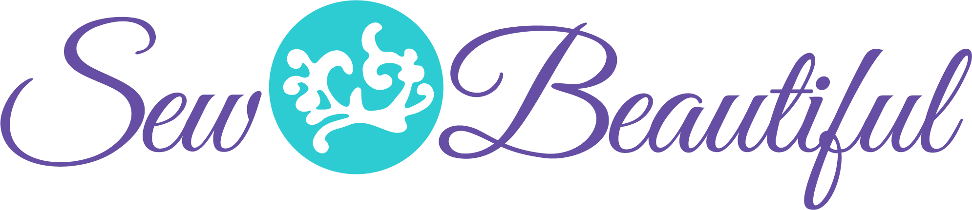 Sew Beautiful Windows Logo