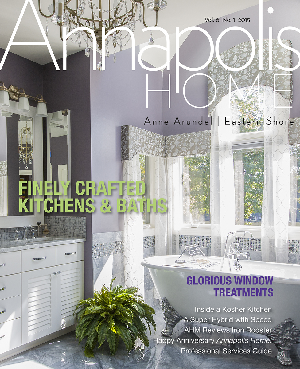 Annapolis Home Magazine January/February 2015