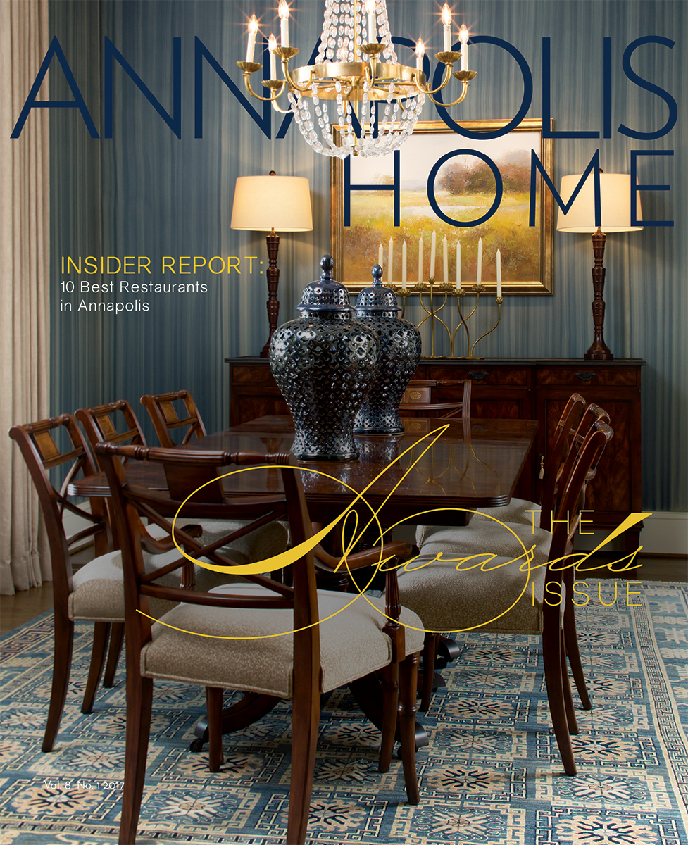 Annapolis Home Magazine January/February 2017