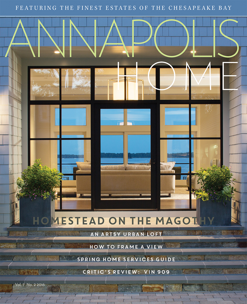 Annapolis Home Magazine March/April 2016