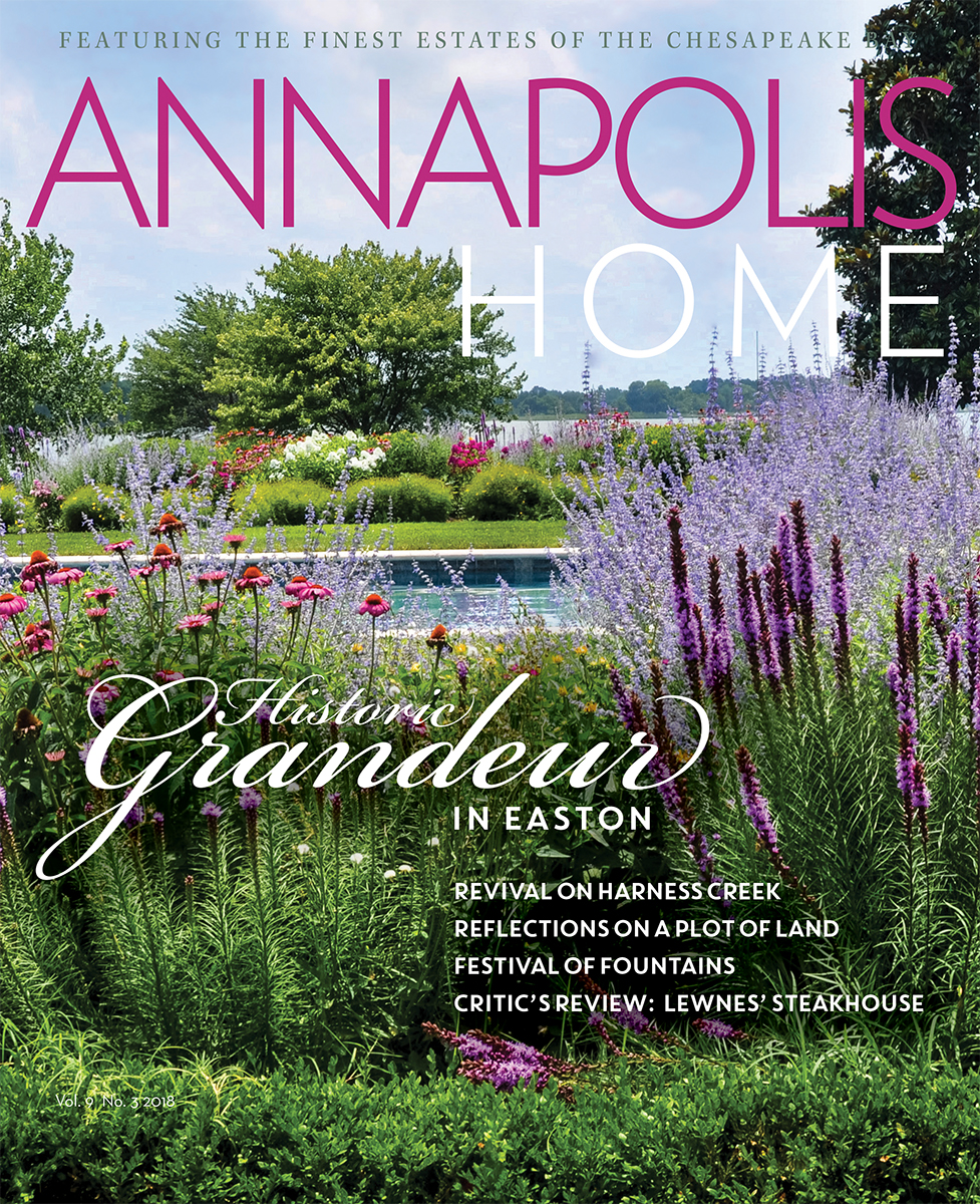 Annapolis Home Magazine June 2018