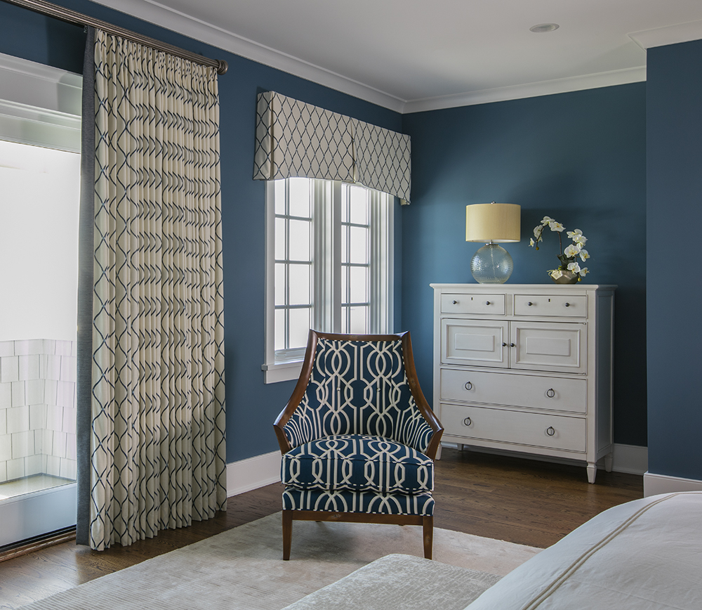 Nantucket Blue Room
