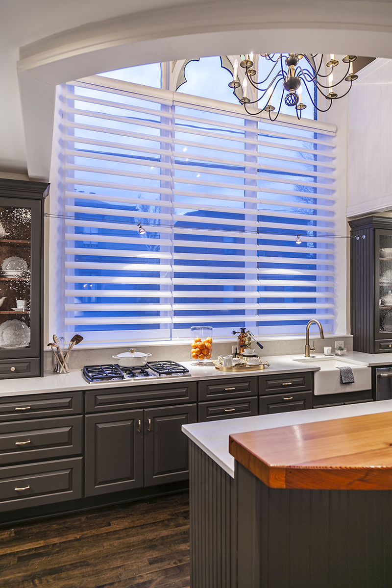 Challenging Window Kitchen Blinds