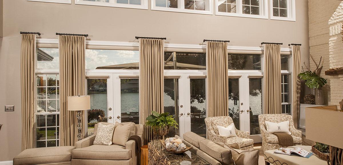 Solomons Living Room Panels