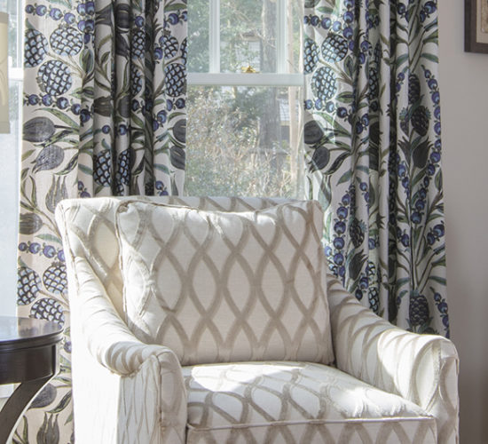 Severna Park Panels and Chair