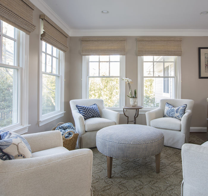 Severna Park Chairs With Cushions