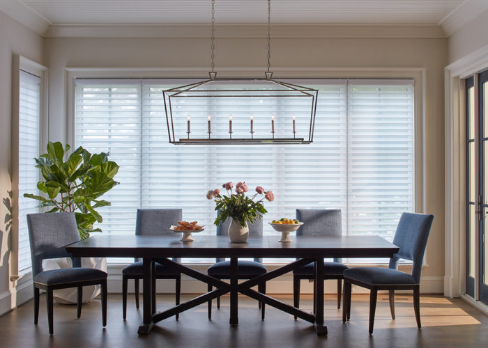 Sew Beautiful Kitchen Blinds Down