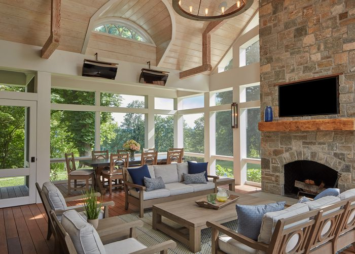 Ledger Hill Porch