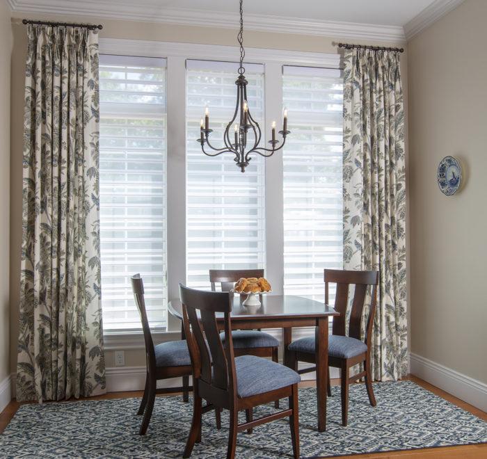 Sew Beautiful Grand Retreat in Ellicott City Card Table Nook