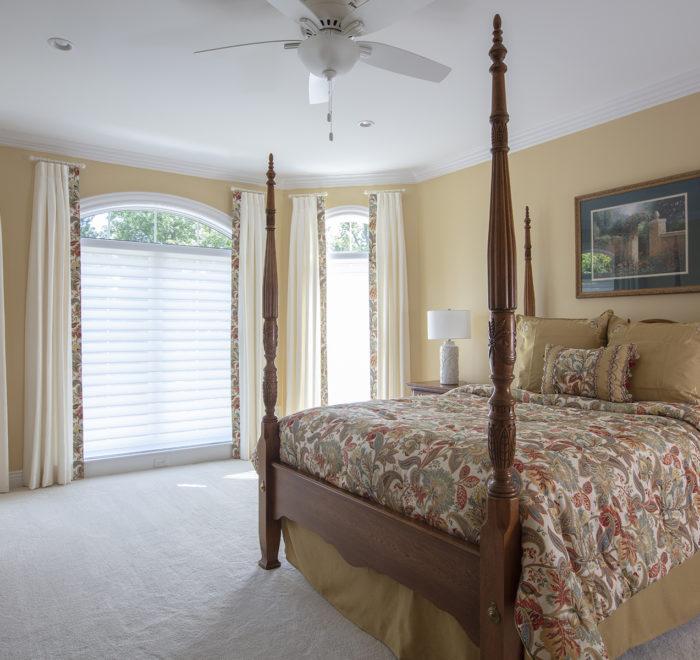 Sew Beautiful Grand Retreat in Ellicott City Bedroom