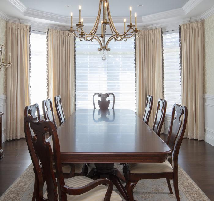 Sew Beautiful Grand Retreat in Ellicott City Dining Room